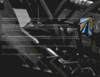 dragracefinland.fi screenshot