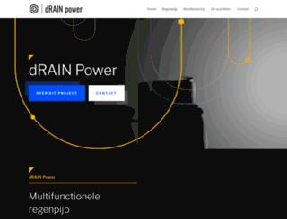 drainpower.nl screenshot