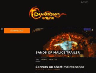 drakensang-online.bg screenshot