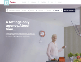 draker.co.uk screenshot