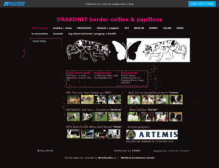 drakonit.websnadno.cz screenshot