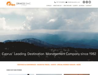 drakosdmc.com screenshot
