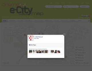 drama.e-citymap.gr screenshot