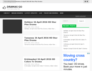 dramas-go.com screenshot