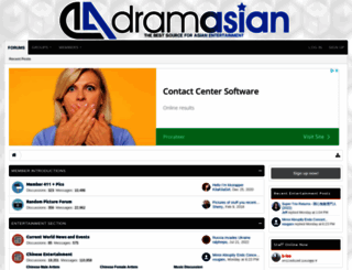 dramasian.com screenshot