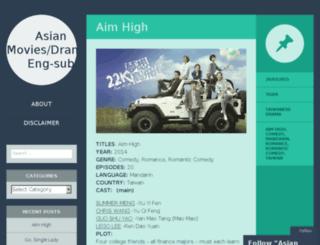 dramasian.wordpress.com screenshot