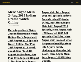 dramaswale.wordpress.com screenshot