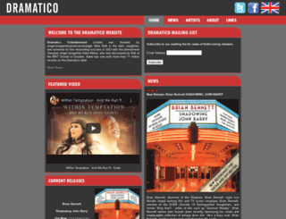 dramatico.com screenshot