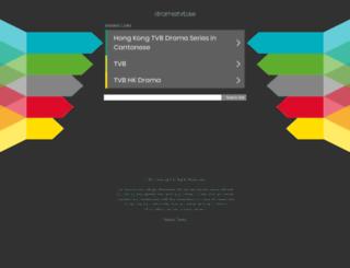 dramatvb.se screenshot