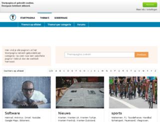 dranken-handel.startpagina.nl screenshot