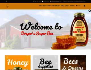 draperbee.com screenshot