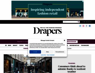 drapersonline.com screenshot