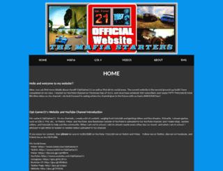 dravenstarr.net screenshot