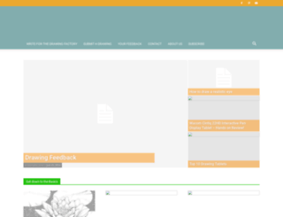 drawing-factory.com screenshot