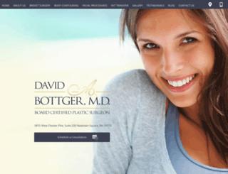 drbottger.com screenshot