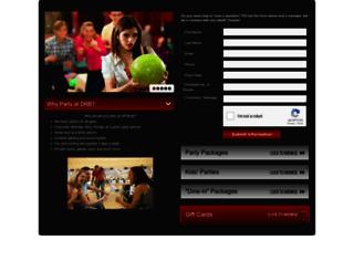 drbowl.projectparties.com screenshot