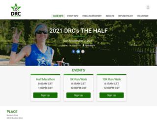 drchalf.com screenshot