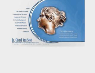 drcherylannscott.com screenshot