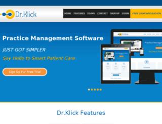 drclick.in screenshot