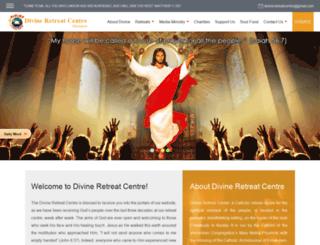 drcm.org screenshot