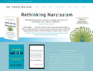 drcraigmalkin.com screenshot