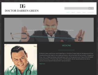 drdarrengreen.com screenshot