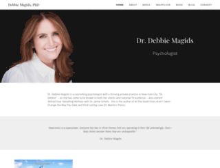 drdebbie.com screenshot