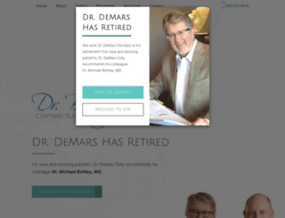 drdemarsmd.com screenshot