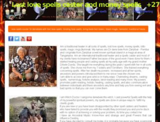 drdenebele.webs.com screenshot