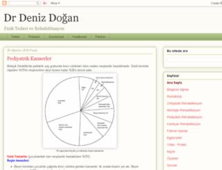 drdenizdogan.com screenshot