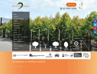 dream-time.com.au screenshot