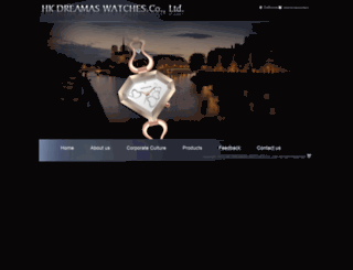 dreamaswatches.com screenshot