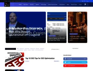 dreamblog.co.uk screenshot