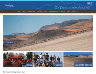 dreamchaserevents.com screenshot