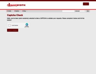 dreamcodes.dreamwidth.org screenshot