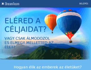 dreamcometrue.site screenshot
