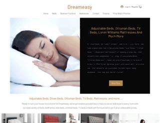 dreameasy.net screenshot