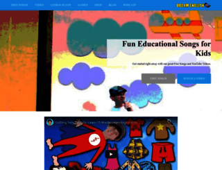 dreamenglish.com screenshot