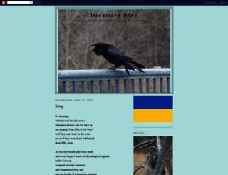 dreamersrise.blogspot.com screenshot