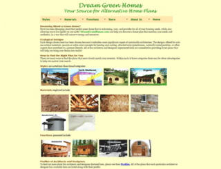 dreamgreenhomes.com screenshot