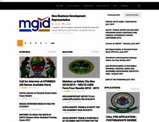 dreamjobtz.blogspot.com screenshot