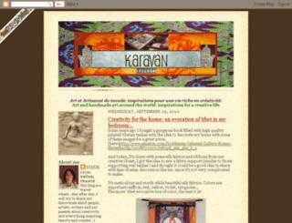 dreamkaravan.blogspot.com screenshot