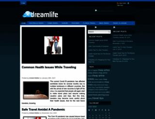 dreamlife.com screenshot