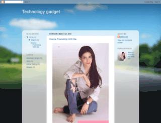 dreamliner123.blogspot.com screenshot