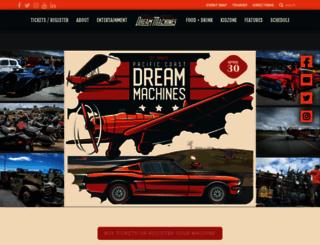 dreammachines.miramarevents.com screenshot
