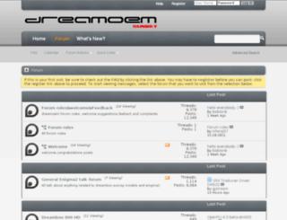 dreamoem.com screenshot