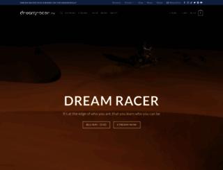 dreamracer.tv screenshot