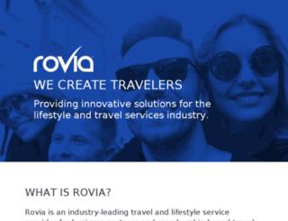 dreamscapetravel.rovia.com screenshot