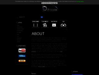 dreamscene.org screenshot