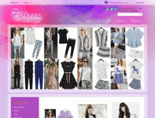 dreamwardrobe.com.sg screenshot